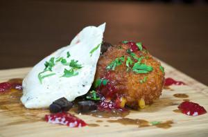 Tivoli & Lee Dinner Menu for Fall 2013 by Chef Marcus Woodham