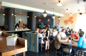 Tivoli & Lee Restaurant at The Hotel Modern