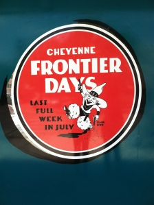 "Cheyenne Frontier Days is known as the ""Daddy of 'Em All"""