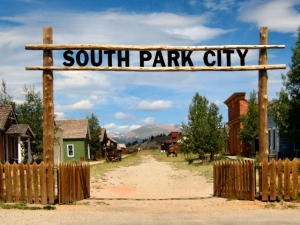 Check out the real South Park—just so you can say you've been there. Photo courtesy of the South Park City Museum.