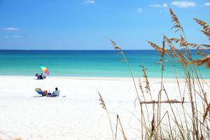 Destin beaches, Florida beaches, sand and surf