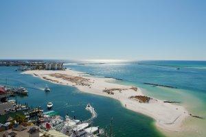 Destin beaches, Norriego Point