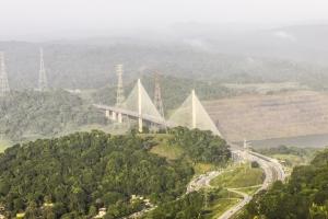 Panama Canal, Centennial Bridge
