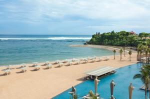 Mulia Resort - Beach Front - Sea View –girlwilltravel.com