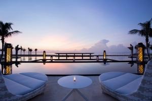 Ocean Pool, Mulia Resort, Bali, Indonesia –girlwilltravel.com